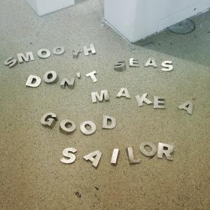Jan Christensen, smooth seas don't make a good sailor
